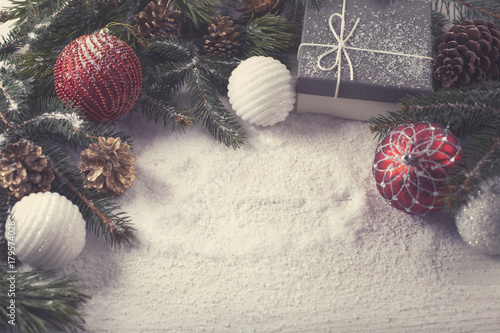 Christmas decorative elements #179574028