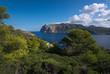 Dragonera landscape view