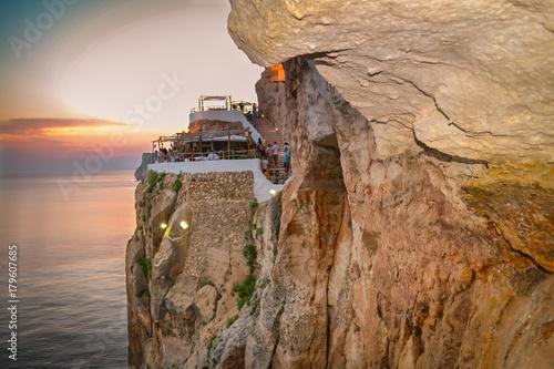 Photo Cuevas de Xoroi Menorca Spain