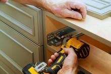 Adjusting Fixing Cabinet Door ...