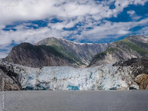 Fotografia, Obraz  Tracy Arm Fjord 0044 - Sawyer Glacier, Alaska