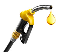 Oil Dripping From A Gasoline P...