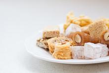 Variety Of Honey Oriental Swee...