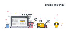 Online Shoping And Delivery