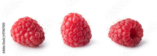 Fotomural raspberry