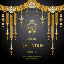 Wedding Invitation Card Templ...