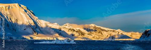 Foto auf Gartenposter Antarktika Neumayer Channel, Antarctica