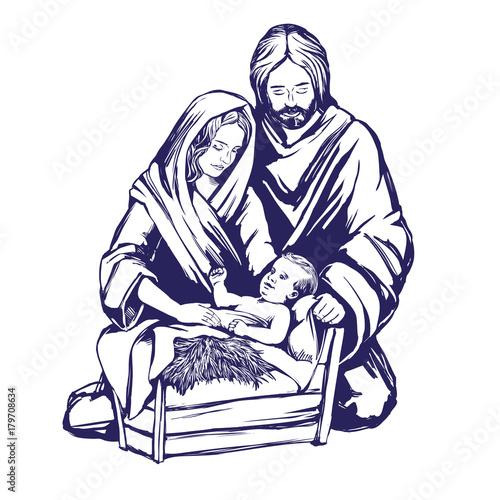 Carta da parati Christmas story