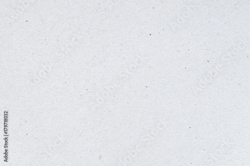 Fototapety, obrazy: Gray recycled paper texture for background,Cardboard sheet of paper for design
