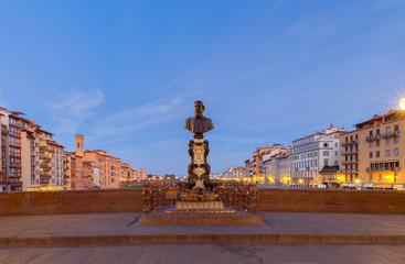 Fototapeta na wymiar Florence. Ponte Vecchio.