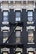 Old apartment building Manhattan, New York City