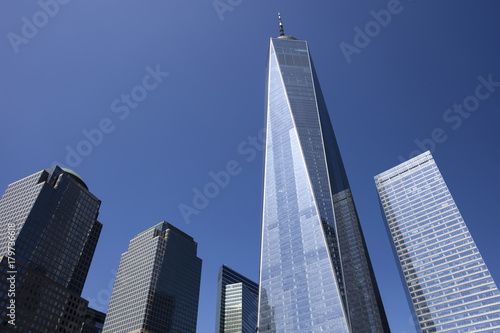 Fotografía One World Trade Center in New York