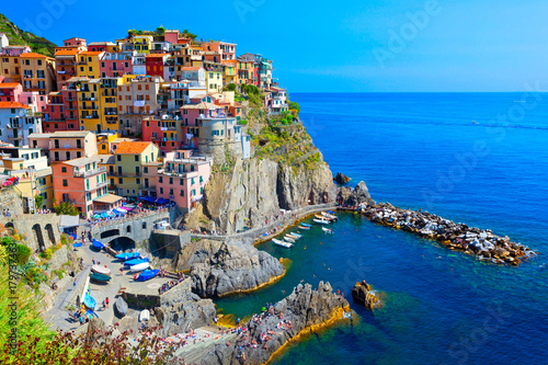Photo  Manarola, Cinque Terre, Italien