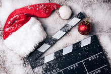 Christmas Hat With Film Board ...