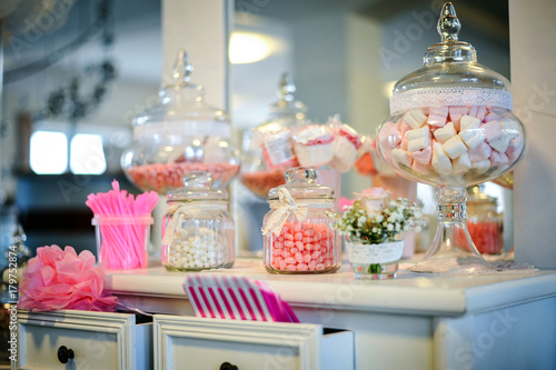 Fotobehang Snoepjes süßigkeiten