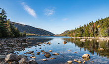 Jordan Pond, Acadia National P...