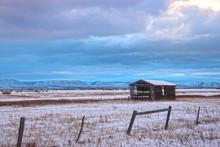 Abondoned Rustic Barn