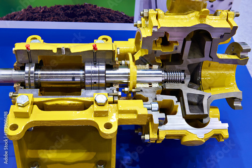 Fotomural Single stage centrifugal pump