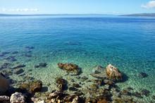 Krystalicznie Czyste Morze