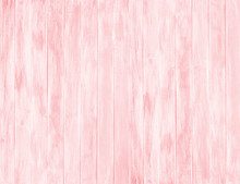 Pink Wood Planks Background. P...