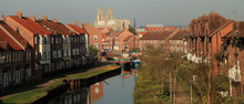 Beverley Beck Canal System. East Riding Of Yorkshire