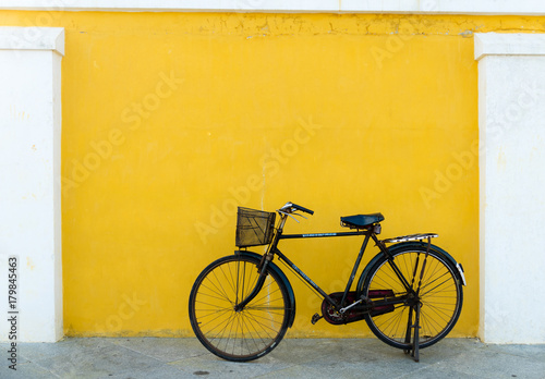 Recess Fitting Bicycle The forgotten bicycle, Pondicherry
