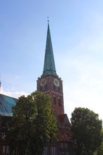 Hamburg Lubeck Germany