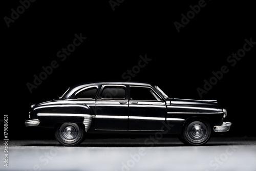 Fotografía  50s toy model car.