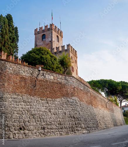 Photo  Conegliano Castle, Veneto, Italy