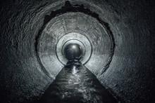 Underground River Flowing In R...