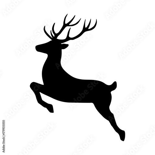 Reindeer Wallpaper Mural