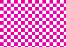 ビビッドピンクパター...