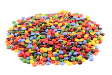 Color Smarties Isolated