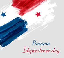 Panama Independence Day Backgr...