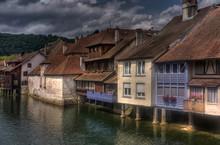 Maisons Sur La Loue à Ornans,...