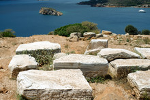 Ancient Stones Of Greece