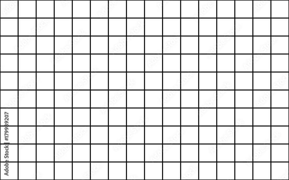 Fototapety, obrazy: grid. seamless pattern. vector illustration background.