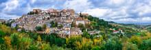 Most Beautiful Traditional Villages (borgo) Of Italy - Loreto Aprutino In Abruzzo