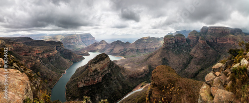 Fotoposter Canyon Blyde River Canyon 3