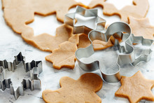 Metal Cookie Cutters For Ginge...