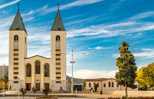 Photo Church in Medjugorje