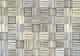 Fototapeta Tło / Tekstura / Desenie Bright background with squares pattern.