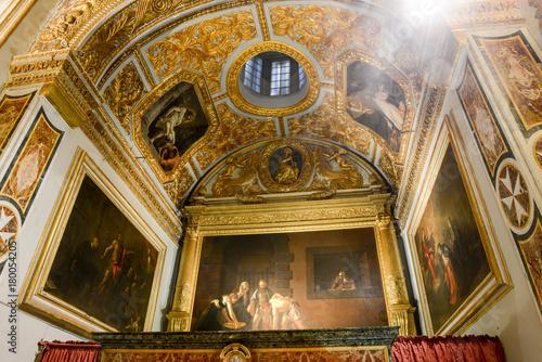 Fotografie, Obraz St John's Co-Cathedral in Valletta