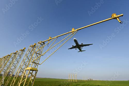 Fotografie, Obraz  avions vol aéroport survol pilote piste voyage