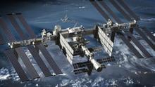 International Space Station, S...