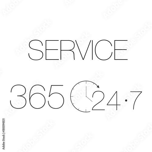 Fényképezés  Customer Service 365-7-24