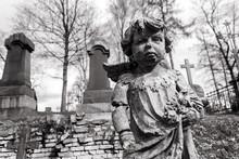 Statue Of Little Angel