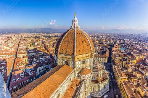 Obraz na plátně  Santa Maria del Fiore, Firenze