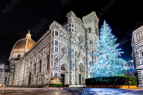 Obraz na dibondzie (fotoboard) Santa Maria Del Fiore, Florencja