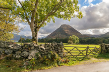 Between Buttermere And Loweswa...
